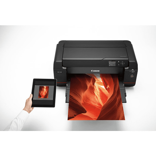 Canon imagePROGRAF PRO-1000 Professional Photographic Inkjet Printer 17
