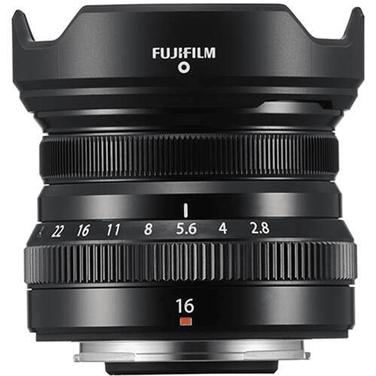 FUJIFILM XF 16mm f2.8 Lente - Image 1