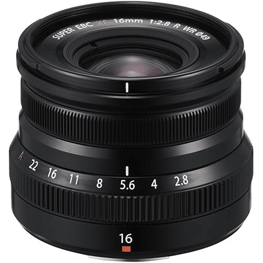 FUJIFILM XF 16mm f2.8 Lente - Image 2