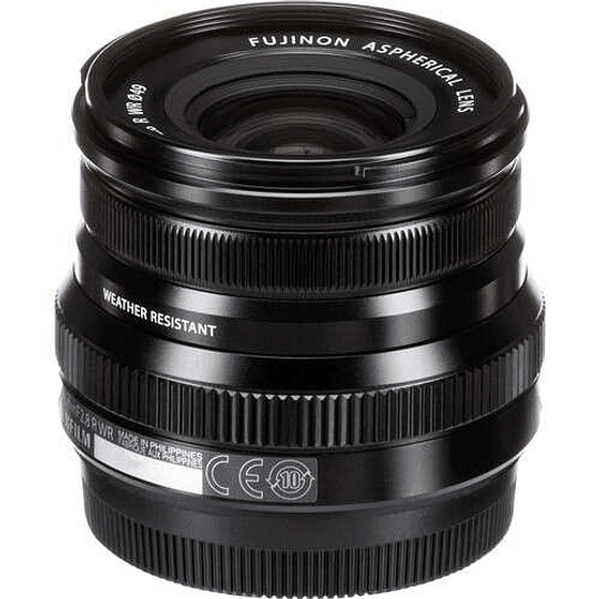 FUJIFILM XF 16mm f2.8 Lente - Image 4