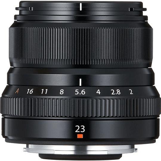 Fujifilm Lente XF 23mm f/2 R WR - Image 1