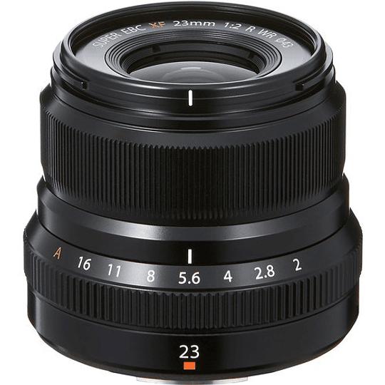 Fujifilm Lente XF 23mm f/2 R WR - Image 2