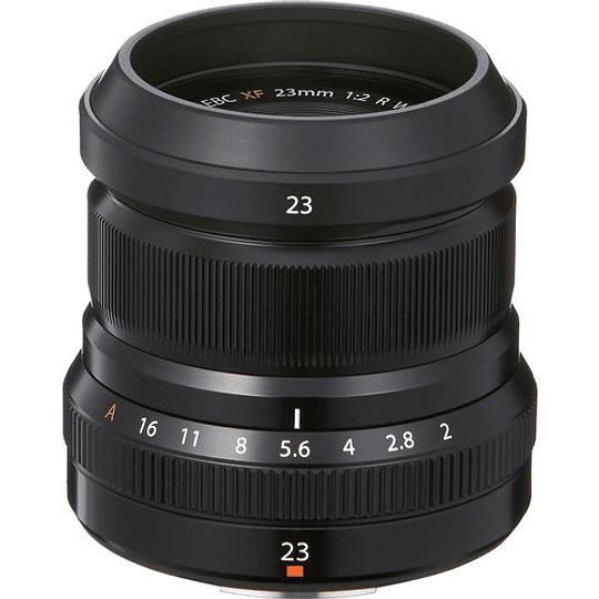 Fujifilm Lente XF 23mm f/2 R WR - Image 3
