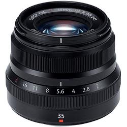 Fujifilm Lente XF 35mm f/2 R WR