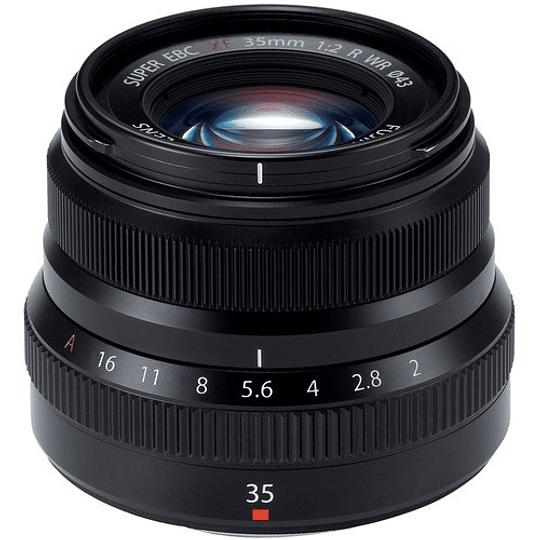 Fujifilm Lente XF 35mm f/2 R WR - Image 1