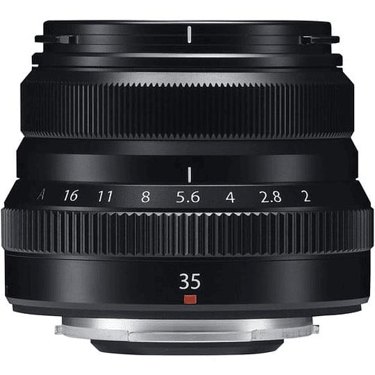 Fujifilm Lente XF 35mm f/2 R WR - Image 2