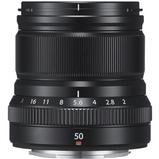 Fujifilm Lente XF 50mm f/2 R WR (Negro) - Image 1