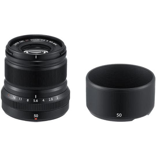 Fujifilm Lente XF 50mm f/2 R WR (Negro) - Image 3