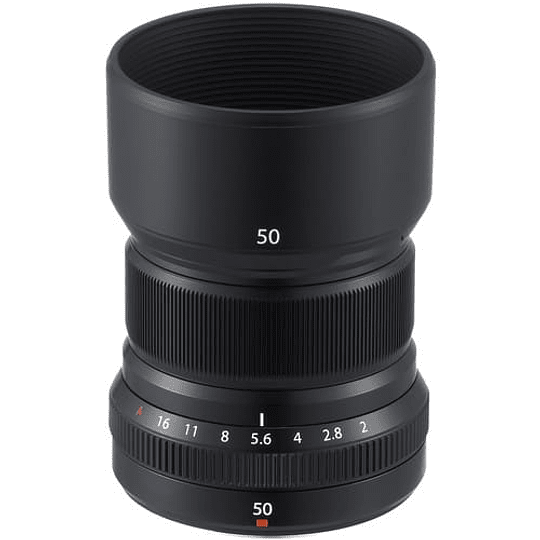 Fujifilm Lente XF 50mm f/2 R WR (Negro) - Image 4