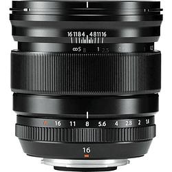Fujifilm Lente XF 16mm f/1.4 R WR