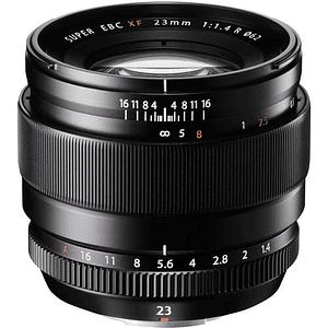 Fujifilm Objetivo XF 23mm f/1.4 R