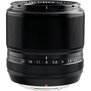 Fujifilm Lente 60mm f/2,4 Macro