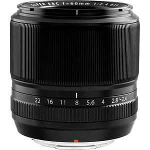 FUJIFILM XF 60mm f/2.4 R Lente Macro