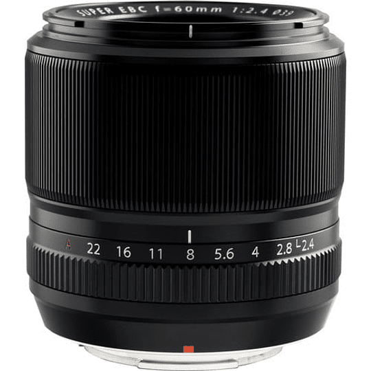 Fujifilm Lente 60mm f/2,4 Macro - Image 1