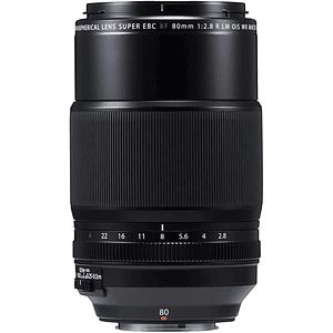 Fujifilm Lente Macro XF 80mm f/2,8 R LM OIS WR