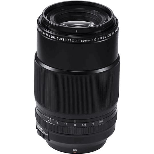 Fujifilm Lente Macro XF 80mm f/2,8 R LM OIS WR - Image 2