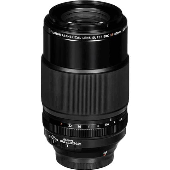 Fujifilm Lente Macro XF 80mm f/2,8 R LM OIS WR - Image 4