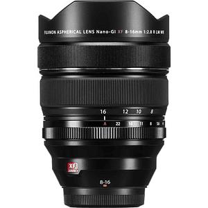 FUJIFILM XF 8-16mm f/2.8 R LM WR Lente