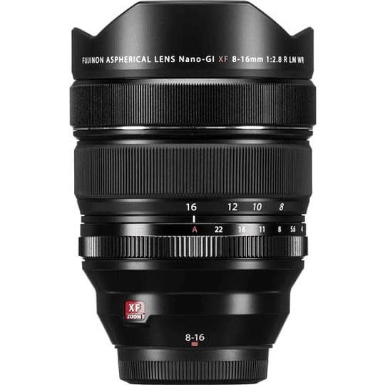 FUJIFILM XF 8-16mm f/2.8 R LM WR Lente - Image 1