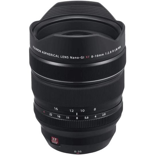 FUJIFILM XF 8-16mm f/2.8 R LM WR Lente - Image 2