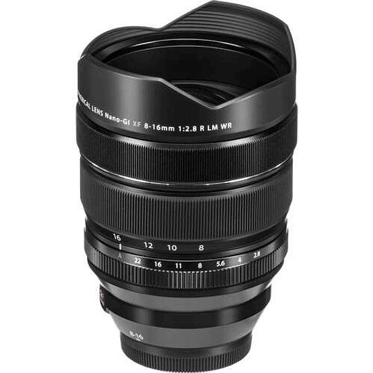 FUJIFILM XF 8-16mm f/2.8 R LM WR Lente - Image 8