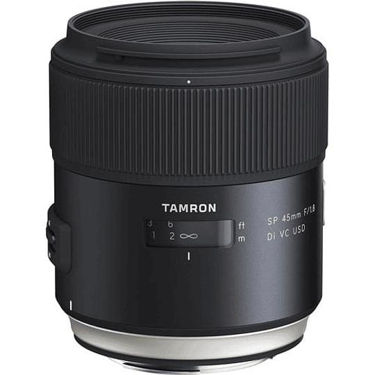 Lente Tamron SP 45mm f/1.8 Di VC USD para Canon - Image 4