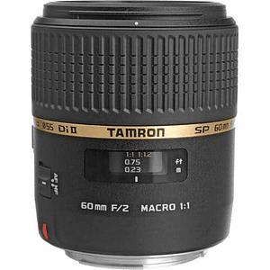 Tamron lente macro SP 60mm f/2 Di II 1: 1 para Nikon F