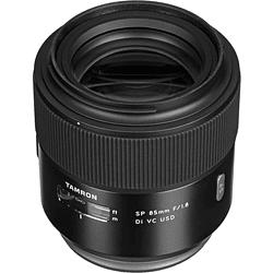 Tamron Lente SP 85mm f/1.8 Di VC USD Canon