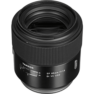 Tamron Lente SP 85mm f/1.8 Di VC USD Canon