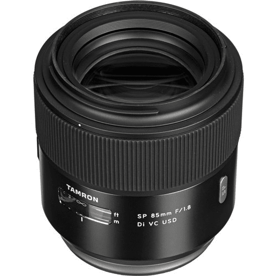 Tamron Lente SP 85mm f/1.8 Di VC USD Canon - Image 1