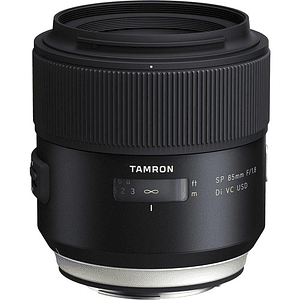 Tamron Lente SP 85mm f/1.8 Di VC USD Nikon