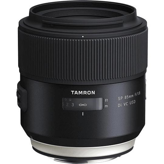 Tamron Lente SP 85mm f/1.8 Di VC USD Nikon - Image 1