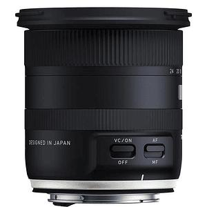 Tamron lente 10-24mm f/3.5-4.5 Di II VC Canon EF