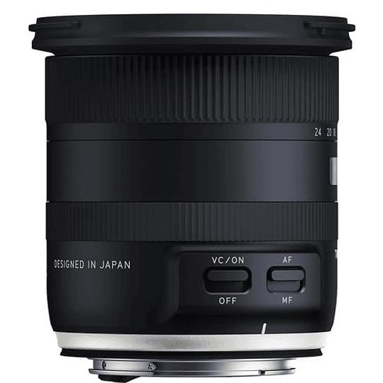 Tamron lente 10-24mm f/3.5-4.5 Di II VC Canon EF - Image 1