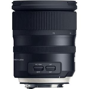 Tamron lente SP 24-70mm f/2.8 Di VC USD G2 para Canon
