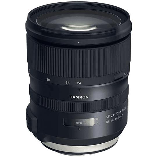 Tamron lente SP 24-70mm f/2.8 Di VC USD G2 para Canon - Image 2