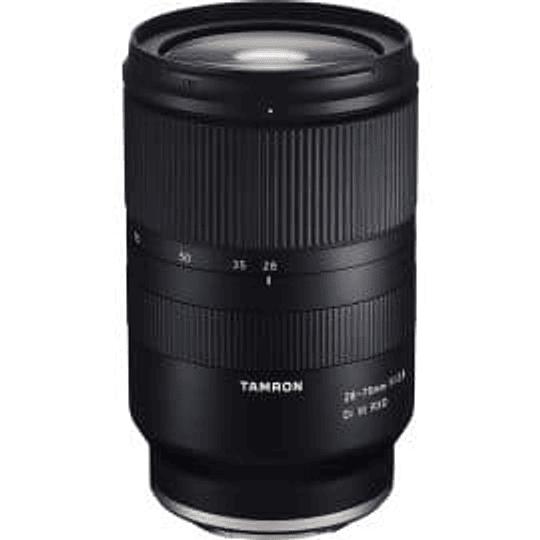 Tamron 28-75mm f/2.8 Di III RXD Lente para Sony E / A036