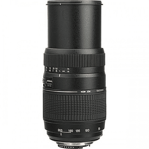 Tamron AF 70-300mm f/4-5.6 Di LD Macro Autofocus Lens para Canon EOS