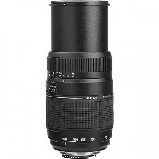 Tamron AF 70-300mm f/4-5.6 Di LD Macro Autofocus Lens para Canon EOS - Image 1