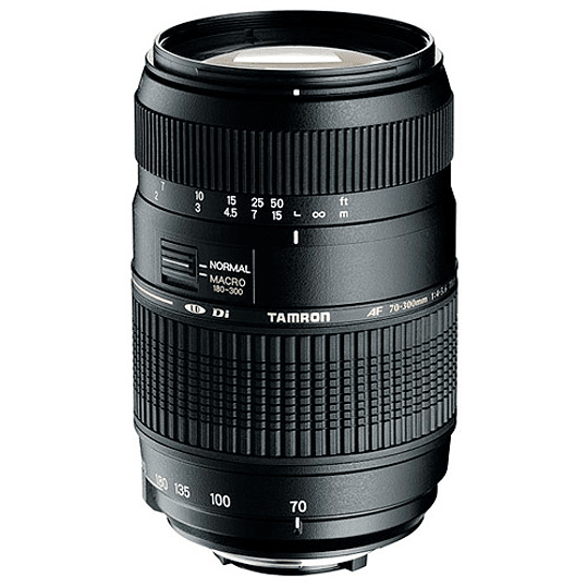 Tamron AF 70-300mm f/4-5.6 Di LD Macro Autofocus Lens para Canon EOS - Image 2