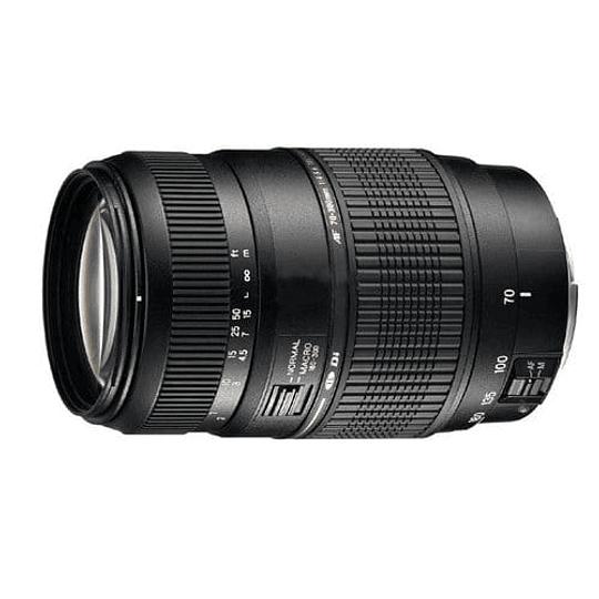 Tamron AF 70-300mm f/4-5.6 Di LD Macro Autofocus Lens para Canon EOS - Image 3