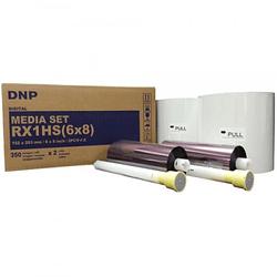 DNP RX1 6×8″ 2 Rollos de Insumos Fotográficos (700 fotos)