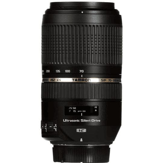 Tamron lente SP 70-300mm f/4-5.6 Di VC USD Canon  - Image 1