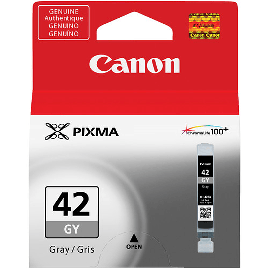 Canon CLI-42 GRAY/GRIS Tinta (PIXMA PRO-100) - Image 1