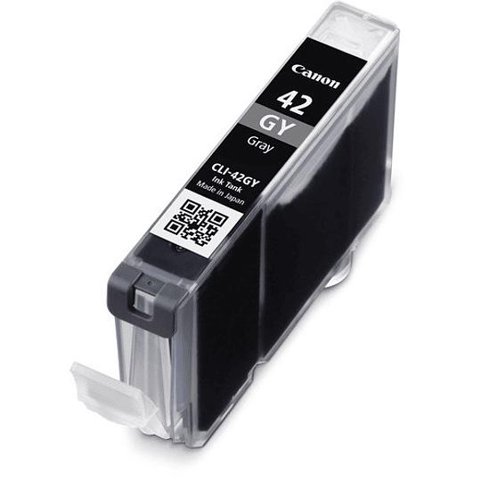Canon CLI-42 GRAY/GRIS Tinta (PIXMA PRO-100) - Image 2