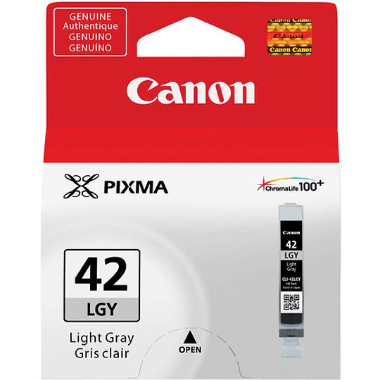 Canon CLI-42 LIGHT GRAY/GRIS CLARO Tinta (PIXMA PRO-100) - Image 1