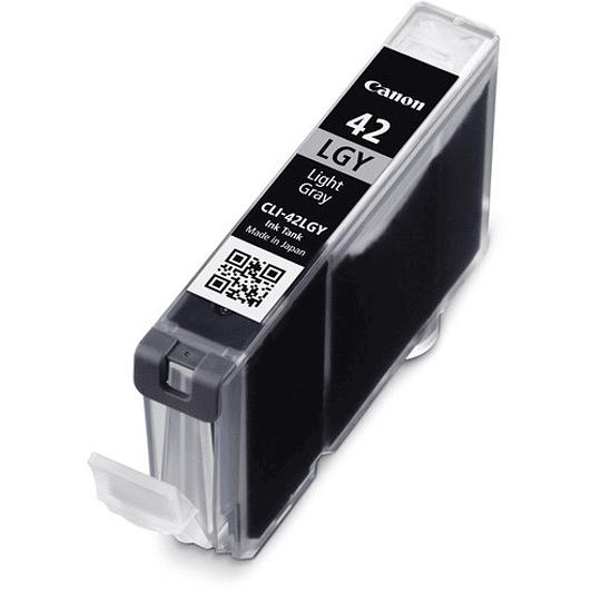 Canon CLI-42 LIGHT GRAY/GRIS CLARO Tinta (PIXMA PRO-100) - Image 2