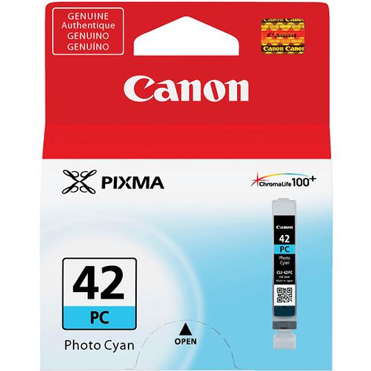 Canon CLI-42 PHOTO CYAN Tinta (PIXMA PRO-100) - Image 1