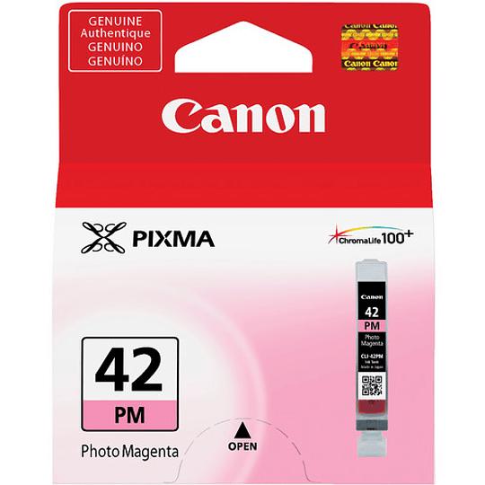 Canon CLI-42 PHOTO MAGENTA Tinta (PIXMA PRO-100) - Image 1