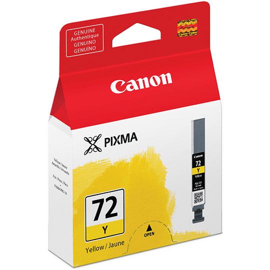 Canon PGI-72 YELLOW Tinta (PIXMA PRO-10) - Image 1